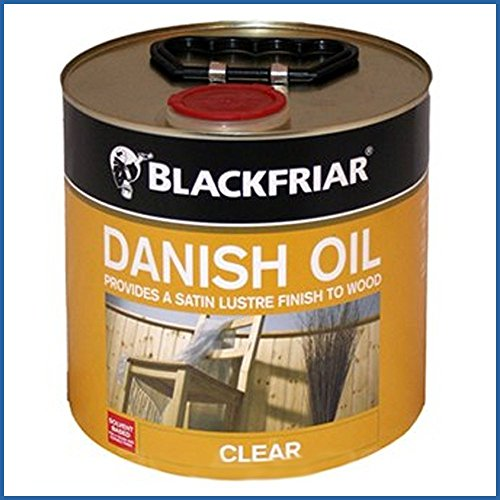 Blackfriar Danish Oil - 2.5 Litre by Blackfriar - Danish Öl