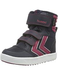 Hummel Stadil Super Poly Boot JR, Sneakers Hautes Mixte Enfant