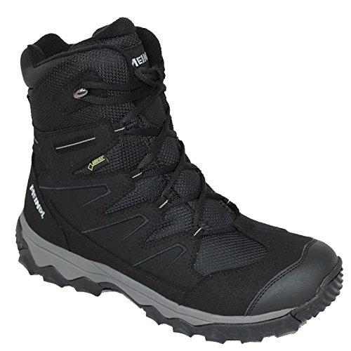 Meindl Calgary GTX Chaussures d'hiver Schwarz