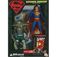 Superman/Doomsday Collector Set