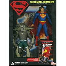 ‏‪Superman/Doomsday Collector Set‬‏