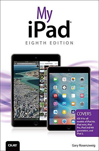 My iPad (Covers iOS 9 for iPad Pro, all models of iPad Air and iPad mini, iPad 3rd/4th generation, and iPad 2): My iPad _p8 (My...) (English Edition) P8 Ipod