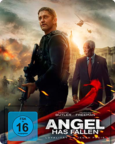 Angel Has Fallen BD (Ltd. Steelbook) [Blu-ray]
