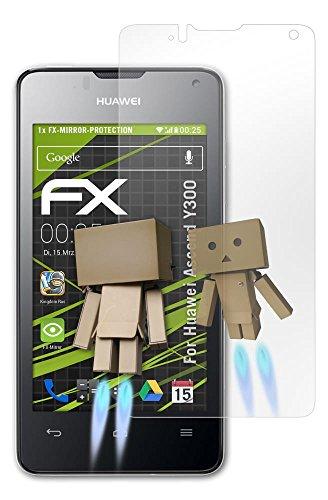 atfolix-proteccion-de-pantalla-huawei-ascend-y300-lamina-protectora-espejo-fx-mirror-con-efecto-espe