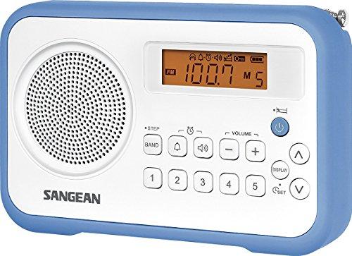 Sangean PR-D 18 - Radio Portátil Pr-D18