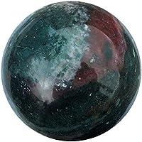 Blutstein Heliotrop Kristall Wahrsager Ball, 120mm, 2,5kg (BS10) preisvergleich bei billige-tabletten.eu