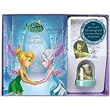 Disney Fairies Boxset: Tinker Bell und das Geheimnis der Feenflügel: Mit Buch und glitzernder Schneekugel