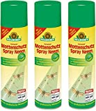 Spray Neem Neudorff, protezione anti-tarme permanente, 3 x 200 ml.