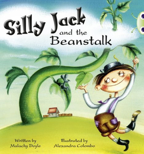 BC Green A/1B Silly Jack and the Beanstalk (BUG CLUB)