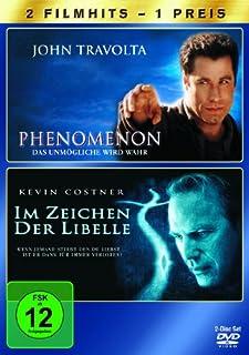 Phenomenon / Im Zeichen der Libelle [2 DVDs]