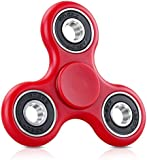 MOFIR Tri Fidget Spinner Hand Spinner Fidget Toy Relieves Stress And Anxiety Puzzle-Gira 2-3 minuto -Perfect For ADD, ADHD, Anxiety, and Autism Adult Children