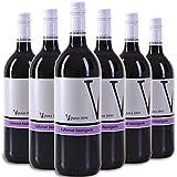 Vipava 1894 Rotwein Cabernet Sauvignon 2018, von Hand gelesener trockener roter Wein (6 x 0,75 l)