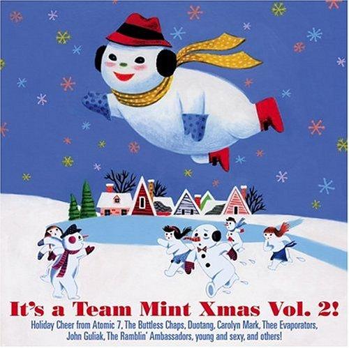 istmas, Vol. 2 by It's a Team Mint Xmas (2004-11-02) ()