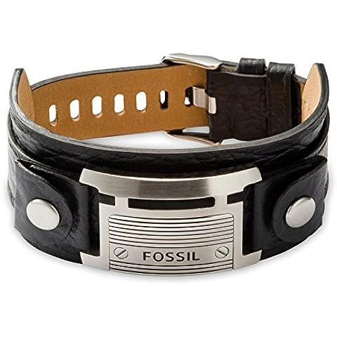 Fossil Jewelry FOSSIL Gent - Pulsera de acero inoxidable