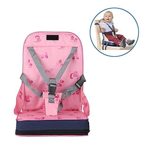 StillCool Boostersitz mobiler aufblasbarer Kindersitz als Sitzerhöhung Stuhl Kindersitzerhöhung und Reisesitz, ideal als Hochstuhl für unterwegs für Babys und Kleinkinder