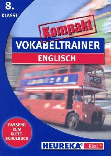 Vokabeltrainer kompakt - Englisch 8. Klasse