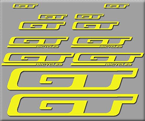 PEGATINAS GT BIKES NEW R229 VINILO ADESIVI DECAL AUFKLEBER MTB