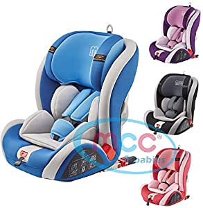 mcc isofix convertible baby car seat group 1 2 3 9 36 kg blue car motorbike. Black Bedroom Furniture Sets. Home Design Ideas