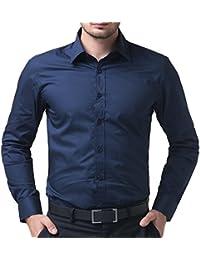 BEING FAB Men's Regular Fit Shirt