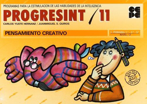 Progresint. 11. Pensamiento creativo por Carlos Yuste