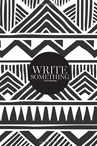 45f4551986a Notebook - Write something: Monochrome abstract seamless prints in African  style notebook, Daily Journal, Composition Book Journal, College Ruled  Paper, 6 x ...