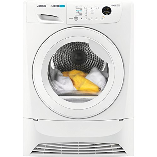 Zanussi ZDH8373W Independiente Carga frontal 8kg A+++