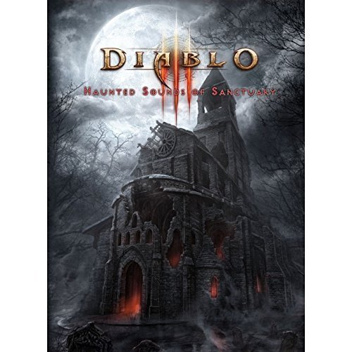 DIABLO III: Haunted Sounds of Sanctuary Soundtrack CD (Includes Bonus 15x15 Poster) by Neal Acree (2014-06-05)