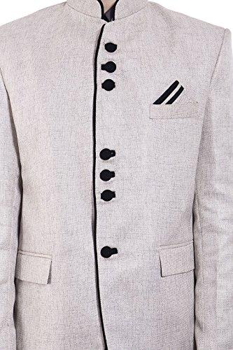 Wintage - Blazer - Homme Argent