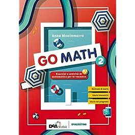 Go math. Compiti per le vacanze. Per la Scuola media. Con e-book. Con espansione online: 2