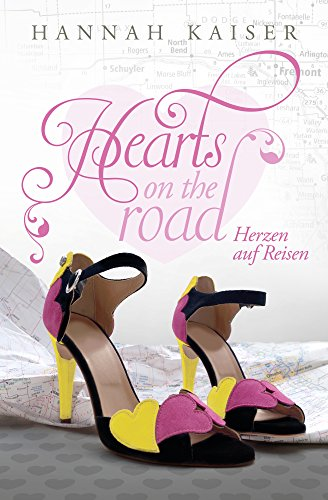 Hearts on the road - Herzen auf Reisen (Schuhe Kinder Die Legen)