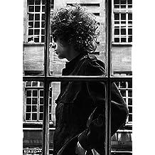 Bob Dylan / Window Artistica di Stampa (60,96 x 91,44 cm)