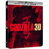 Godzilla - Steelbook Ultimate Edition - Blu-Ray 3D + Blu-Ray + DVD + DIGITAL Ultraviolet