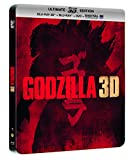Godzilla - Steelbook Ultimate Edition - Blu-Ray 3D + Blu-Ray + DVD + DIGITAL Ultraviolet [SteelBook Ultimate Edition - Blu-ray 3D + Blu-ray + DVD + Copie digitale] [Edizione: Francia]