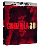 Godzilla - Steelbook Ultimate Edition - Blu-Ray 3D + Blu-Ray + DVD + DIGITAL Ultraviolet [SteelBook Ultimate Édition - Blu-ray 3D + Blu-ray + DVD + Copie digitale] [Edizione: Francia]