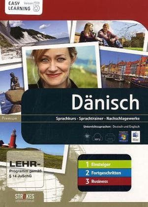Strokes Dänisch 1+2+Business Komplettpaket Version 5