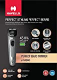 #4: HAVELLS BT5100C RECHARGEABLE BEARD TRIMMER