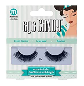 Eye Candy Double Lash Style 304