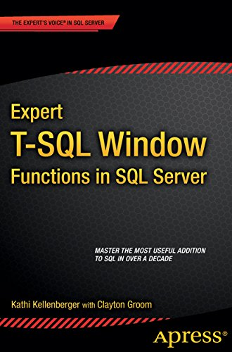 Expert T-SQL Window Functions in SQL Server (English Edition)