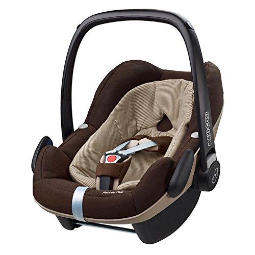 Preisvergleich Produktbild Maxi Cosi 79808980 Pebble Plus Kindersitz, braun