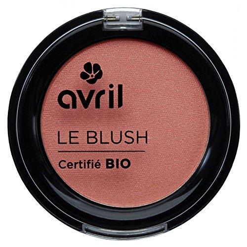 Avril : Un Blush Certifié Bio - Rose Éclat