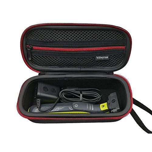 Philips OneBlade Tasche, YiSeyruo Etui für Philips OneBlade Hybrid-Styler QP2530/30 QP2520/20 Trimmeraufsätzen