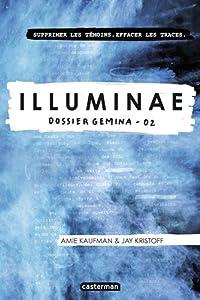"""Afficher """"Illuminae n° 2<br /> Dossier Gemina"""""""