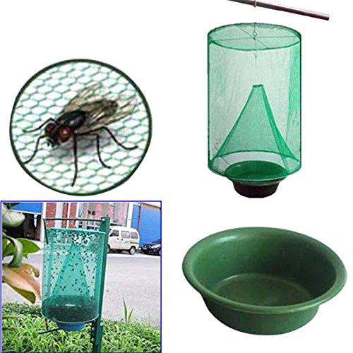 Sunshine Haus (rokoo Fliege Net Falle Sunshine Spot Haus Insekt Mücke Capture Capture traping Bug aufgehoben Pest Net)