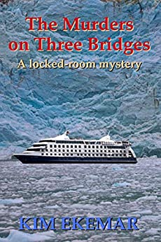 Book cover image for The Murders on Three Bridges – a Locked-room Mystery