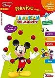 Révise avec Mickey - de la PS à la MS - Cahier de vacances