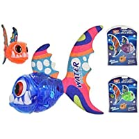 Light up Dive Fish, Diving Swimming toy one supplied random colour