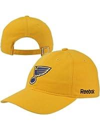 NHL Eishockey slouch Baseballcap/Basecap ST. LOUIS BLUES Logo adjustable