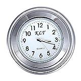 Lenker Uhr - SODIAL(R) wasserdichte Motorrad Zubehoer: 7/8