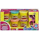 Hasbro A5417EU4 Play-Doh Glitzerknete