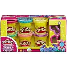 Play-Doh A5417 - Plastilina, colección brillante